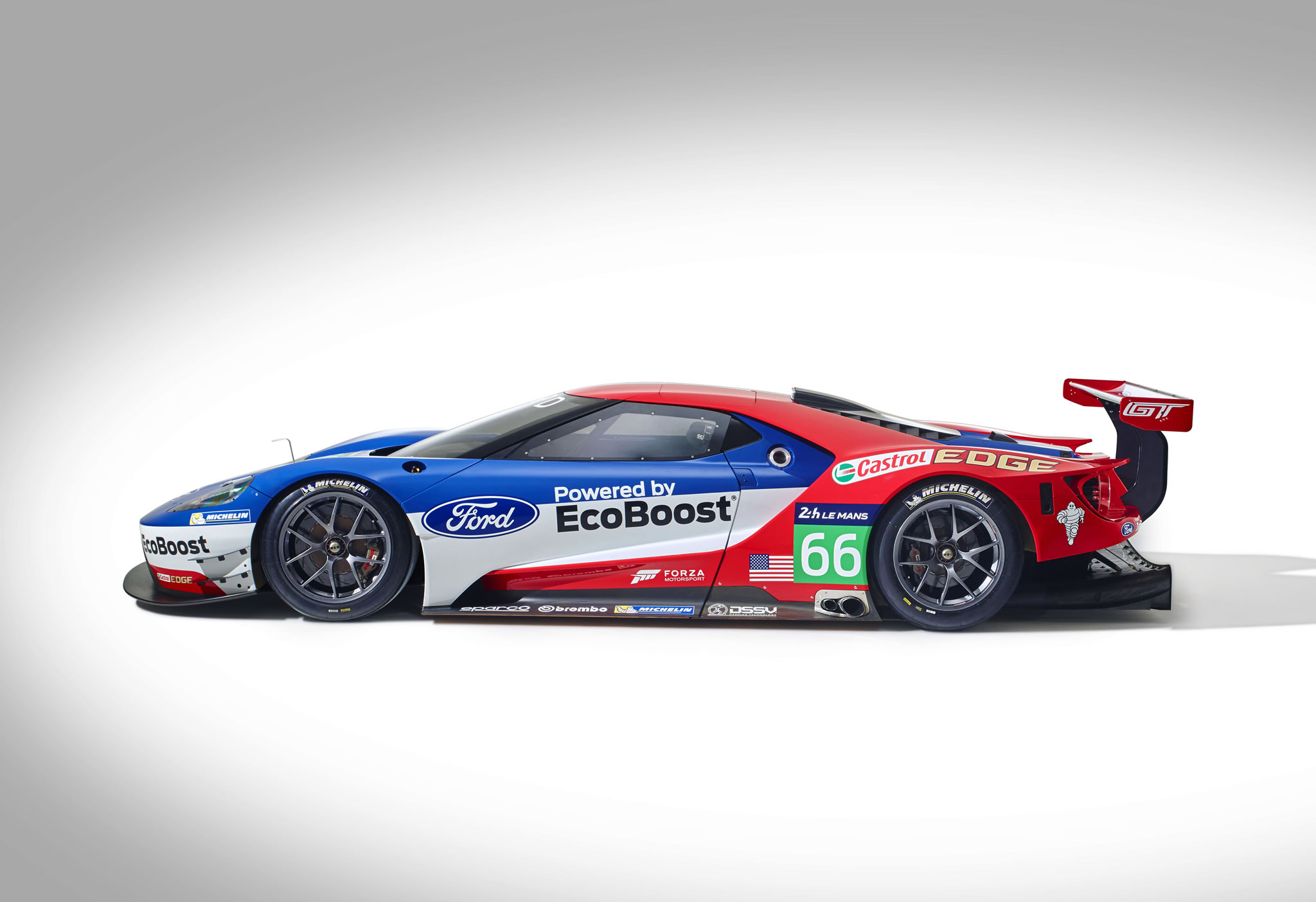 Larger View  C B Create Wallpaper Side  Ford Gt