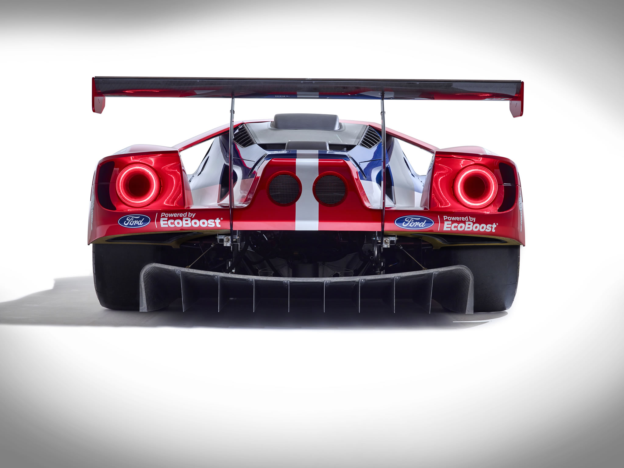 2016 ford gt wec race car rear photo size 2048 x 1535 nr 15 16. Black Bedroom Furniture Sets. Home Design Ideas