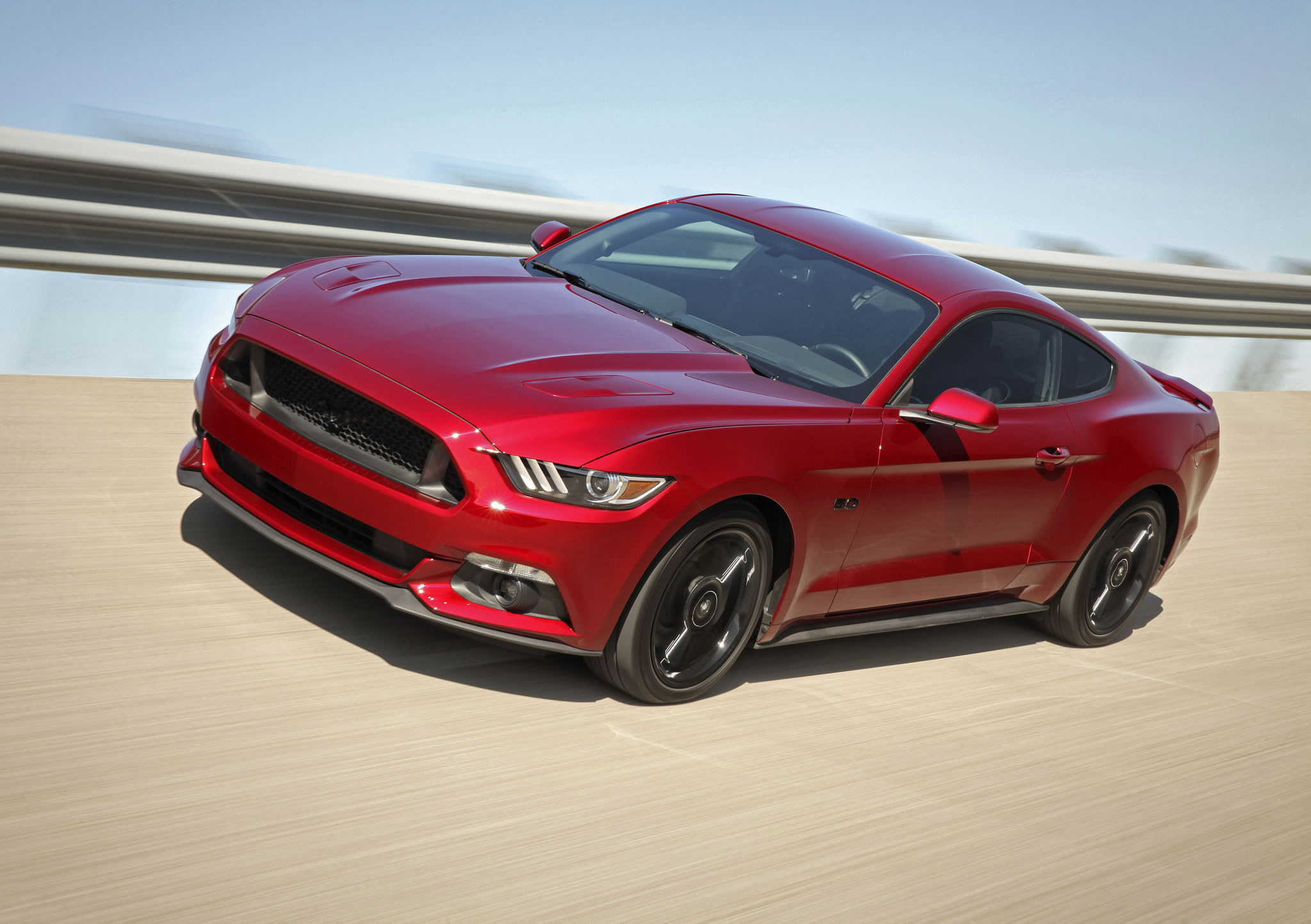 Photo Gallery 2016 Ford Mustang Gt