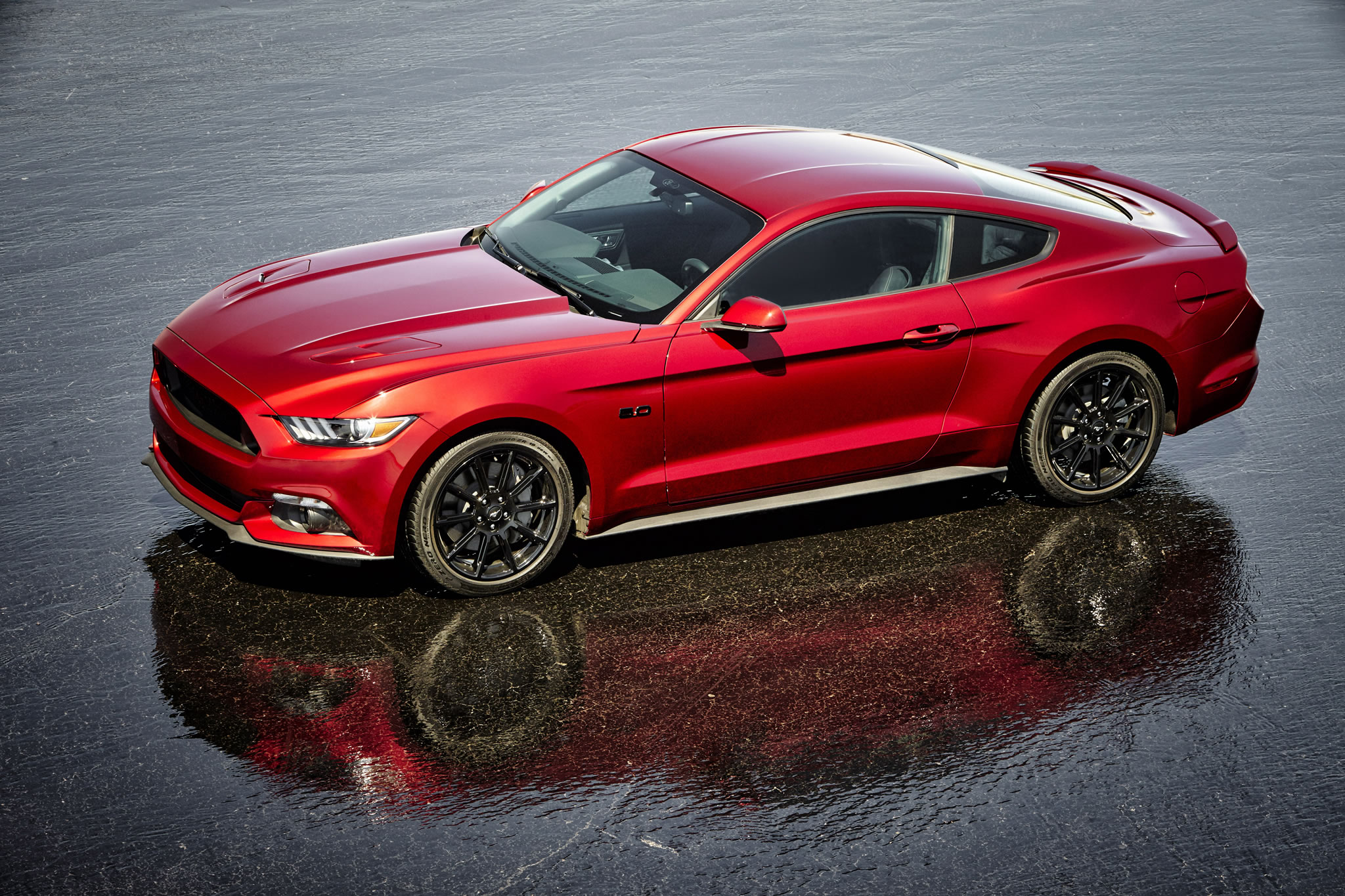 2015 ford mustang car and driver gallery & 2015 Ford Mustang Car And Driver - Car Autos Gallery markmcfarlin.com