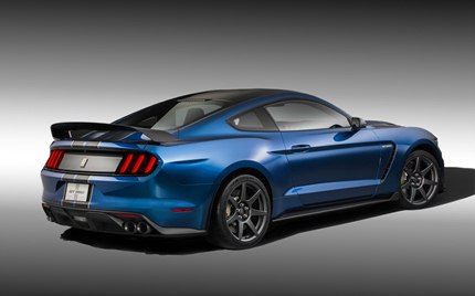 A combination of changes to aerodynamics and suspension tuning to the new Shelby GT350R Mustang leads to most race-ready road-legal Mustang ever.