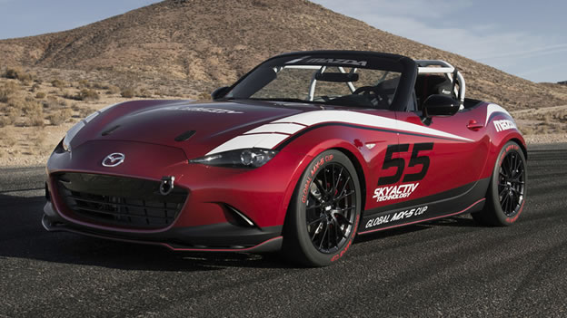 2016 Mazda MX-5 Miata Cup Race Car Photos, Specs and Review - RS