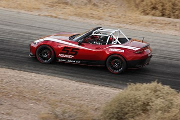 While Mazda did not release final specifications, equipment or technical 