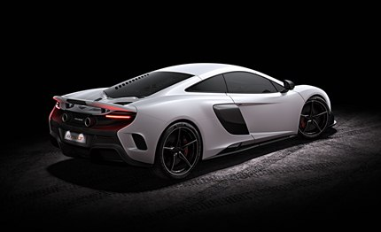 Offered as a Coupé only, the 675LT will be the most track-focused, yet road 