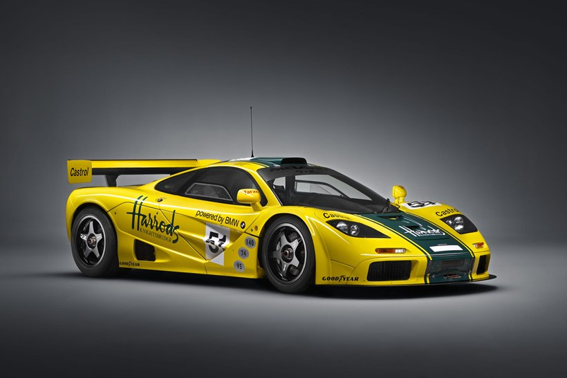 front, F1 GTR, chassis #06R