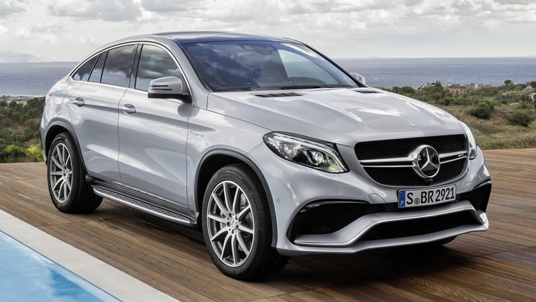 2016 Mercedes Benz Amg Gle63 S Coupe Photos Specs And