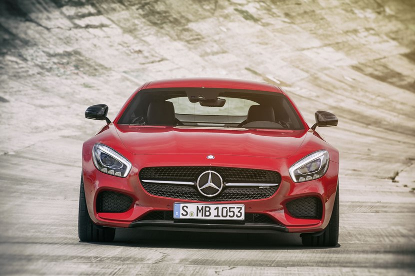 2016 Mercedes Benz Amg Gt S Front Photo Red Color Size 2048 X