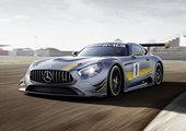 2016 Mercedes-Benz AMG GT3 Race Car