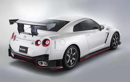 The NISMO N Attack Package was developed to achieve optimal speed and includes 
