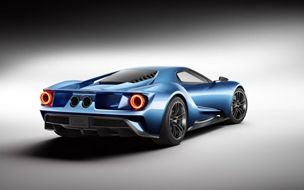 The GT hits the road in 2017 in select global 