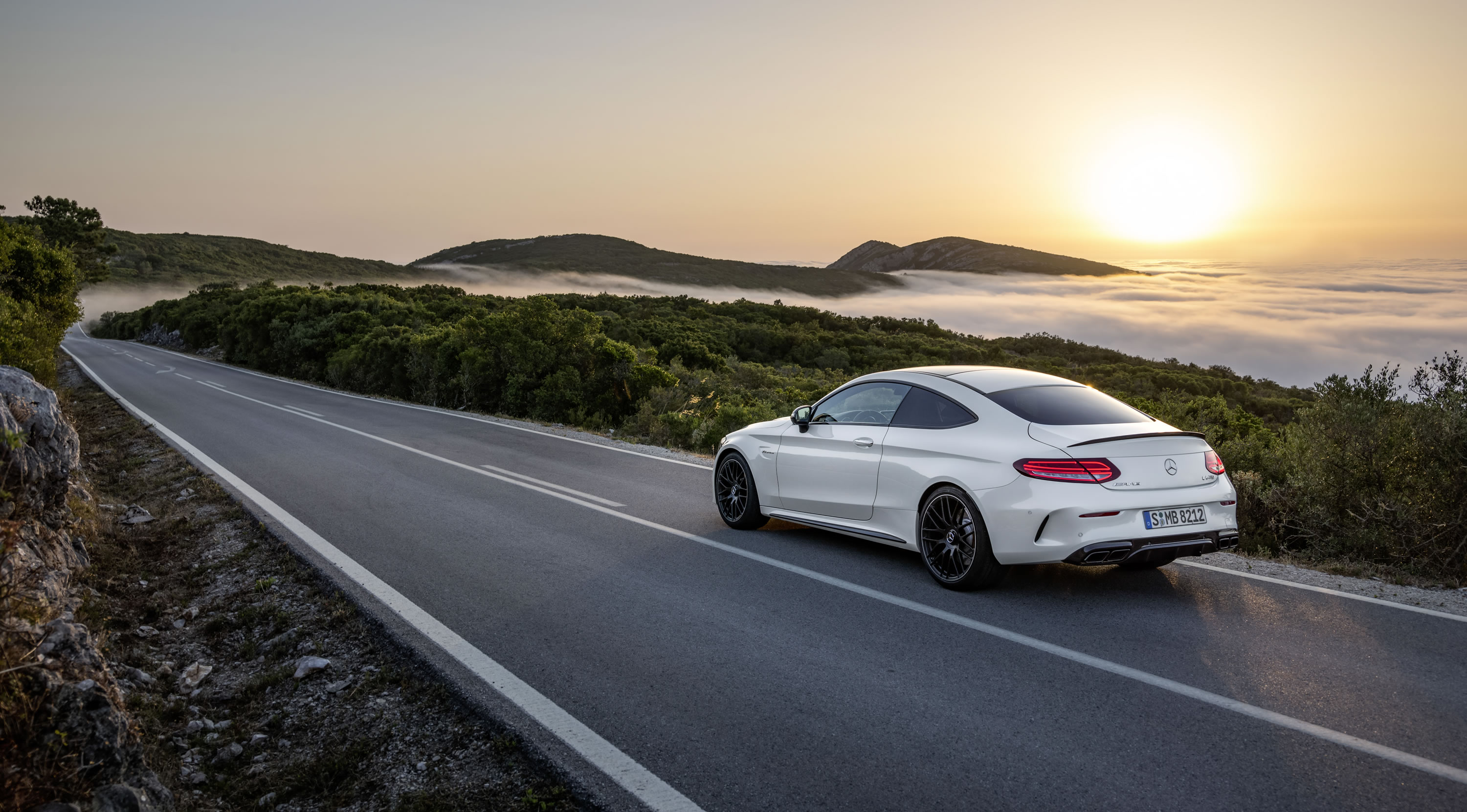 2017 Mercedes Benz AMG C63 Coupe s Specs and Review RS
