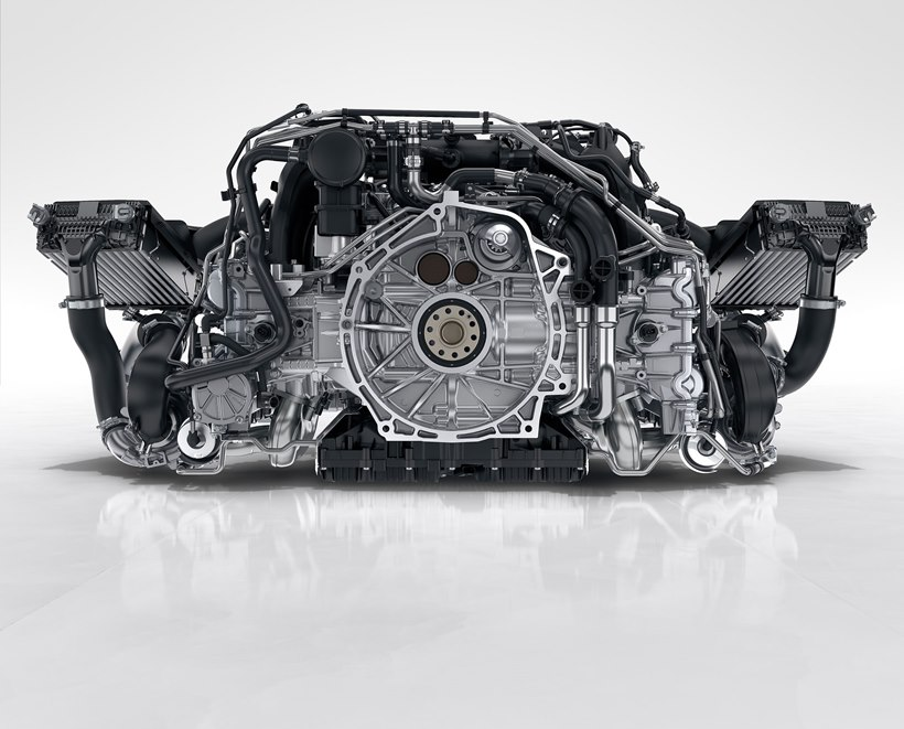 engine, 3.0-liter, twin-turbo