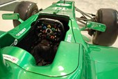 detail, F1 steering wheel, for sale, auction