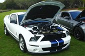 front, Ford Shelby GT 500
