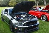 front, Ford Shelby GT