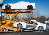Chevrolet Starts to Ship Corvette Z06s to Customers