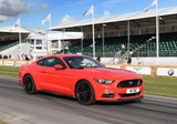 Ford Mustang GT Final Specs Released: 435 hp, 400 lb-ft of Torque