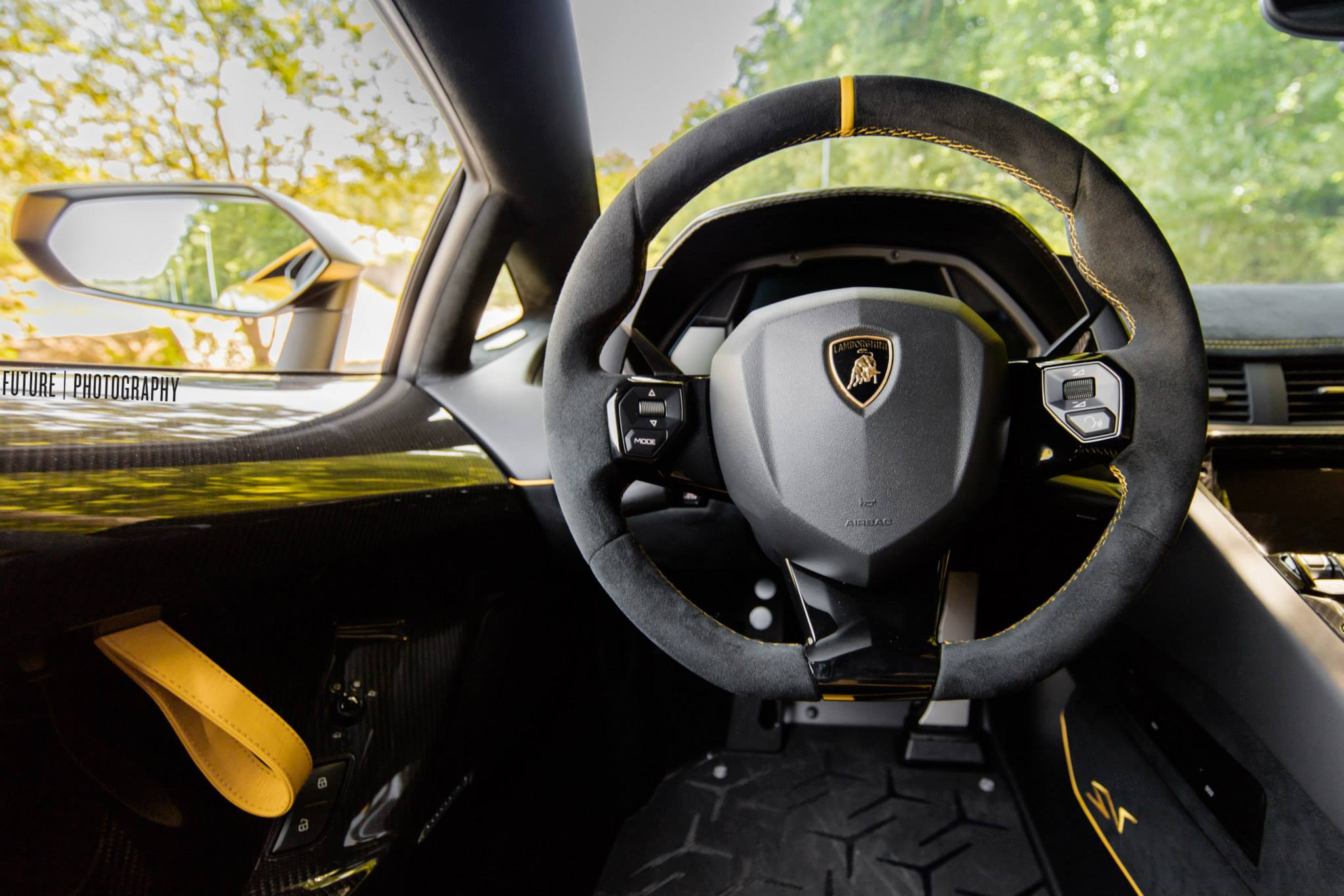 2016 Lamborghini Aventador Lp 750 4 Superveloce Interior Photo