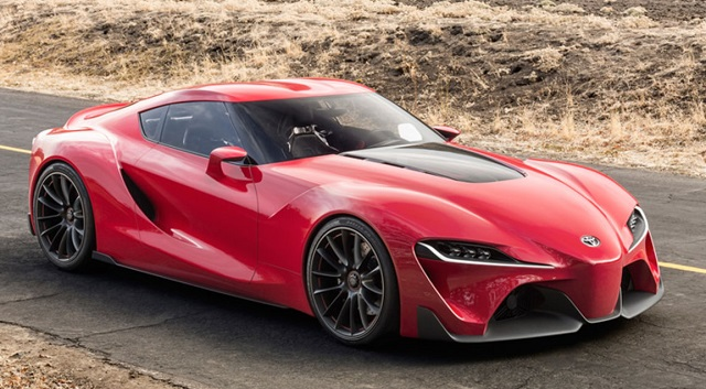 Photo Gallery: 2016 Toyota Supra   Redesign