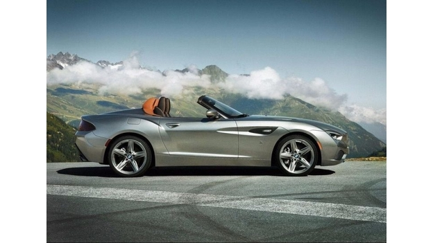 2018 Bmw Z4 To Be Sportier And Loaded With Hi Tech