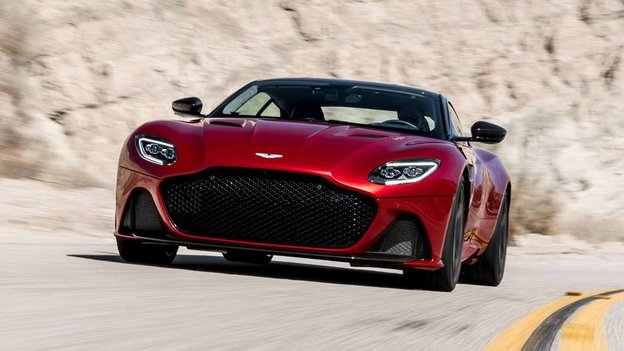 Aston Martin DBS Superleggera AMR To Add Even More Performance