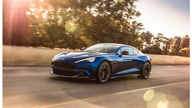 Aston Martin Improves on GT Perfection with Vanquish S
