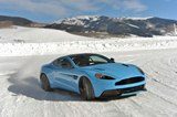 Drifting with Aston Martins on Ice at Crested Butte, Colorado [w/ video]