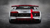 Audi's R8 LMS GT4 Racer Gives Customers a Sporting Chance at the Checkered Flag