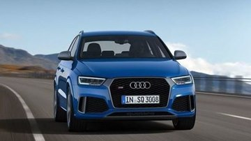 Audi Is Working on a New RS Q3, and It's Coming to the U.S.