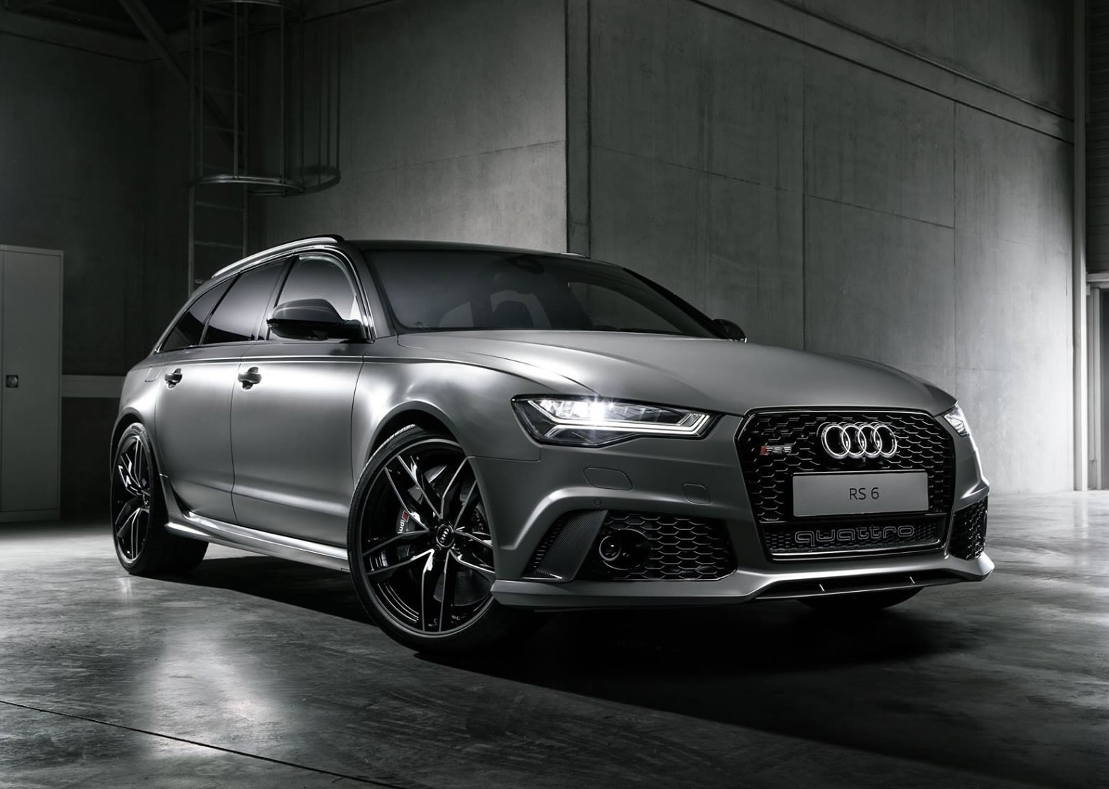 audi rs  avant front photo matte gray exterior size    nr