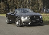 Mansory Adds More Carbon Fiber to Bentley GT Continental