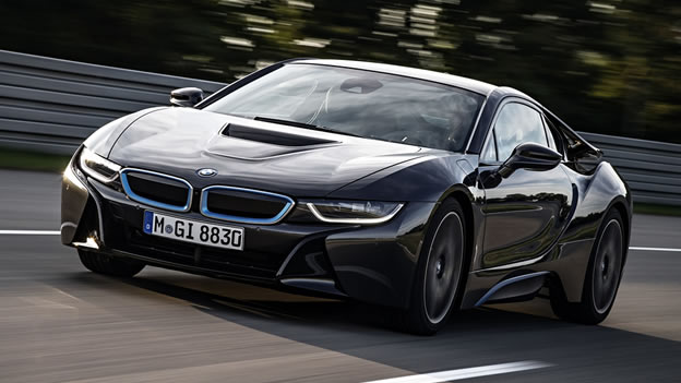 Rumor: BMW to Unleash i8S Supercar on its 100th Birthday