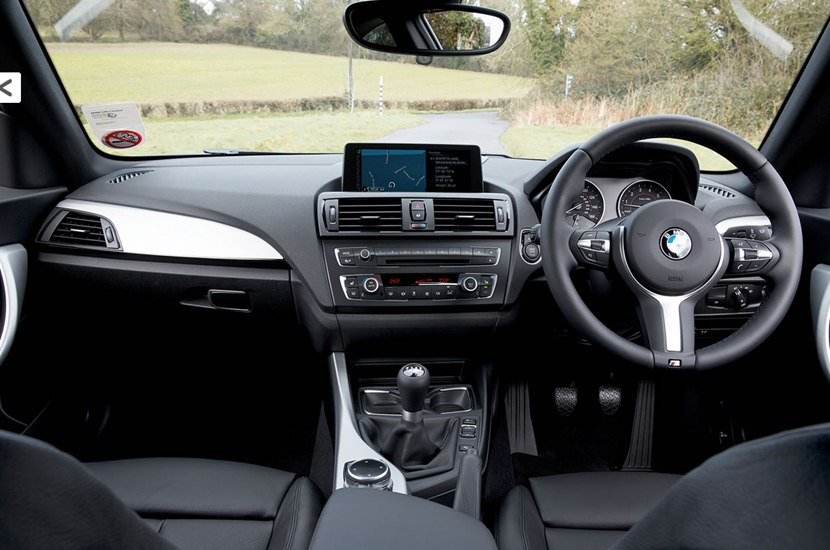 2014 Bmw M235i Interior Photo Steering Wheel On Right