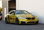 KW Unveils Clubsport Coilover Suspension for BMW M4