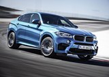 BMW X6 M Becomes the Fastest SUV on Nurburgring Nordschleife