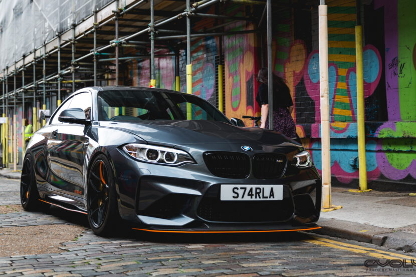 Bmw M2 Gts By Evolve Automotive Front Photo Size 830 X