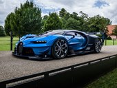 Extreme Bugatti Chiron Special Edition Coming Inspired By Vision GT