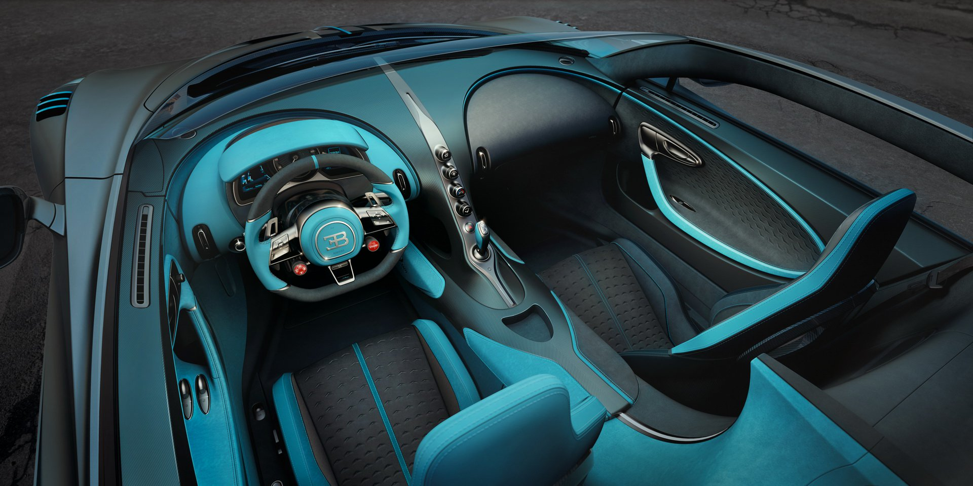 Bugatti Divo Debuts With 1500 HP, Production Limited To 40 ...