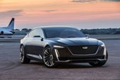 Cadillac's fantastic Escala concept is more New York than Detroit