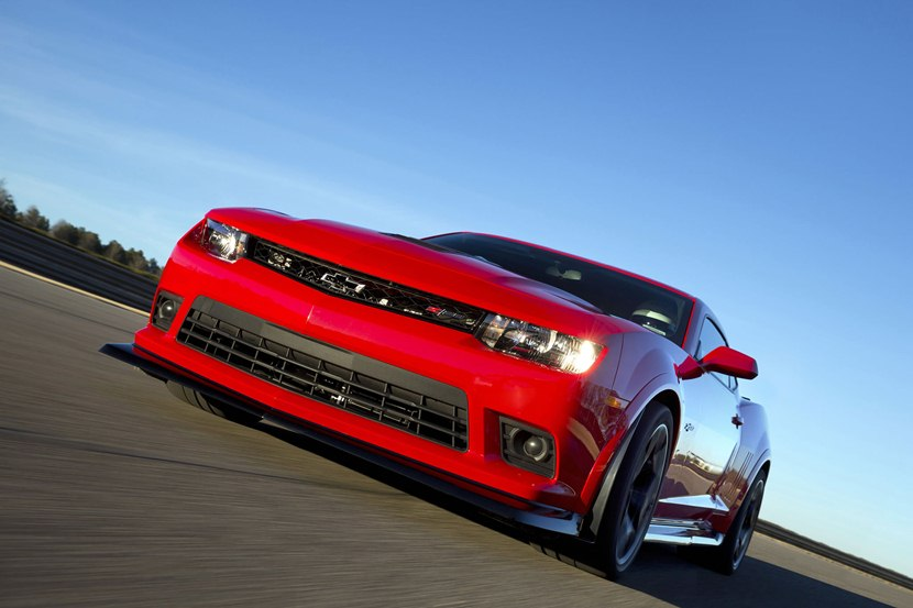 Gallery For > 2014 Camaro Red Hot