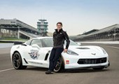 Jeff Gordon to Drive Chevrolet Corvette Z06 Indy 500 Pace Car