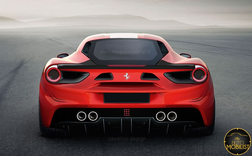2018 ferrari 488. delighful 488 photo gallery 2018 ferrari 488 gtb speciale rendered throughout ferrari p