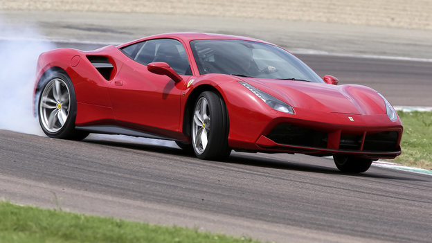 Ferrari hybrid V8 arriving next year, could power Ferrari SUV
