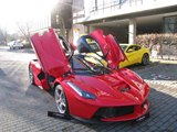 Ferrari LaFerrari on Auction for $3.2 Million