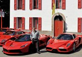 Famous British Car Collector Takes Delivery of New Ferrari LaFerrari [w/ video]