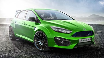 New Ford Focus RS to Arrive in US