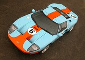New Ford GT will Race in 2016 at Le Mans with Chip Ganassi