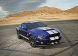 Ford Shelby GT500 Laps Nurburgring in 7:40 [w/ video]