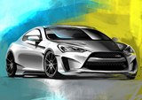 ARK Performance Creates Hyundai Legato Concept for 2013 SEMA