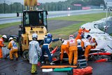 Extent of Formula 1 Driver's Injuries Revealed, Amateur Video Surfaces